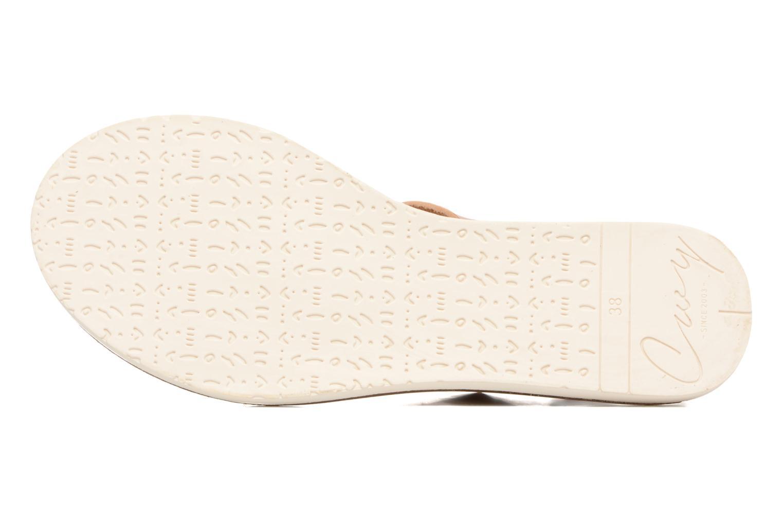 Sandali e scarpe aperte Coolway Morel Marrone immagine dall'alto