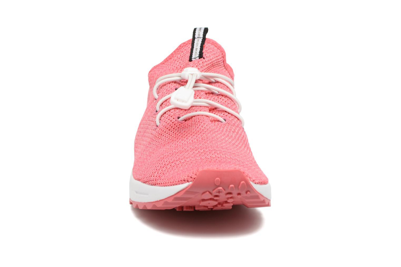 Sneaker Coolway Tahali rosa schuhe getragen