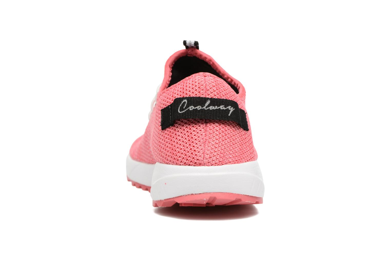 Trainers Coolway Tahali Pink view from the right