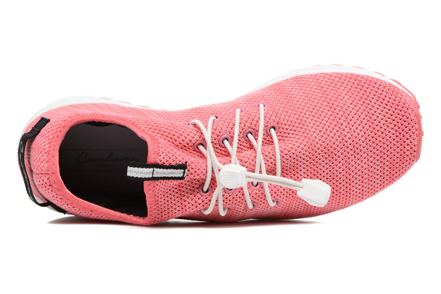 Trainers Coolway Tahali Pink view from the left