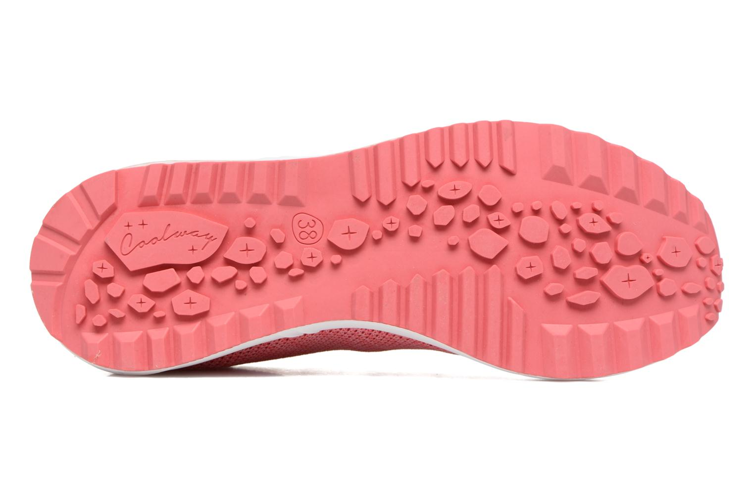 Trainers Coolway Tahali Pink view from above