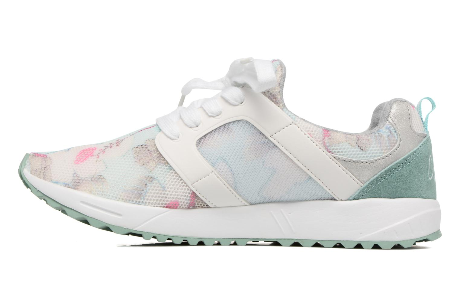 Trainers Coolway Tahir White front view