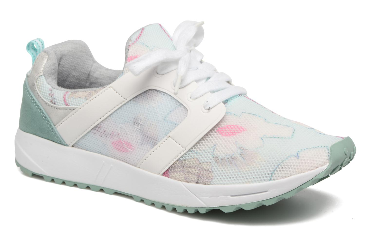 Trainers Coolway Tahir White detailed view/ Pair view