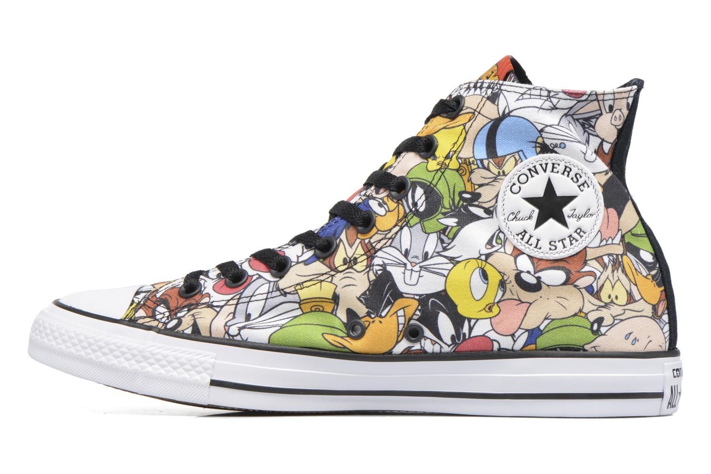 Baskets Converse Chuck Taylor All Star  Looney Tunes Hi Multicolore vue face