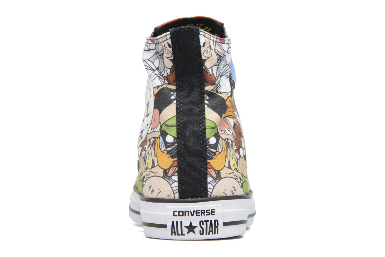 Baskets Converse Chuck Taylor All Star  Looney Tunes Hi Multicolore vue droite
