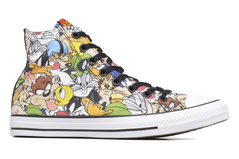 Baskets Converse Chuck Taylor All Star  Looney Tunes Hi Multicolore vue derrière