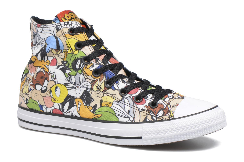 Baskets Converse Chuck Taylor All Star  Looney Tunes Hi Multicolore vue détail/paire