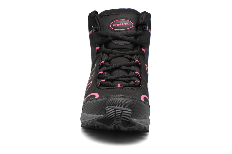 Zapatillas de deporte Kimberfeel MEIGE Rosa vista del modelo