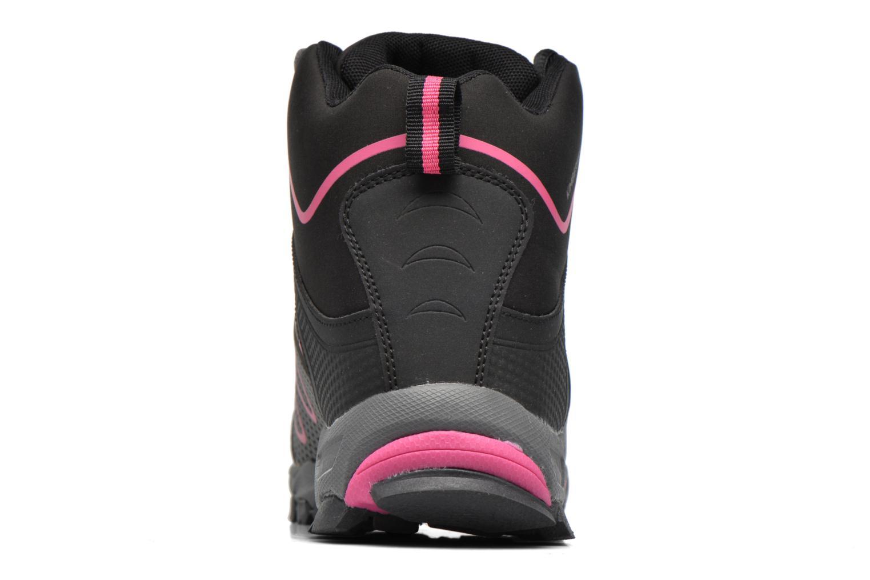 Zapatillas de deporte Kimberfeel MEIGE Rosa vista lateral derecha