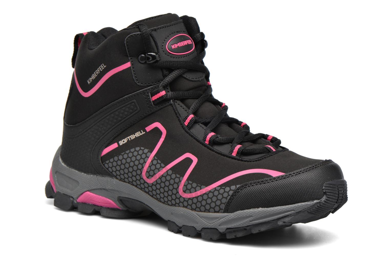 Zapatillas de deporte Kimberfeel MEIGE Rosa vista de detalle / par