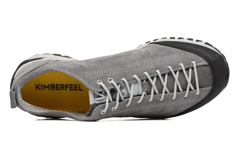Chaussures de sport Kimberfeel CHOGORI Gris vue gauche