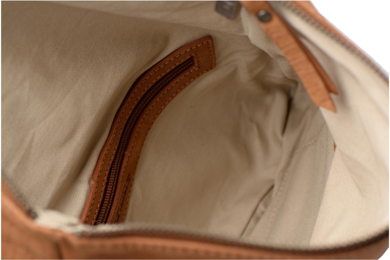 Mini Bags Sabrina Léonie croco braun ansicht von hinten