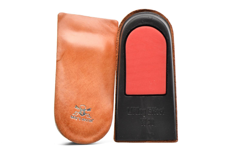 Såler Lady's Secret Talonnettes 4 cm Brun detaljeret billede af skoene