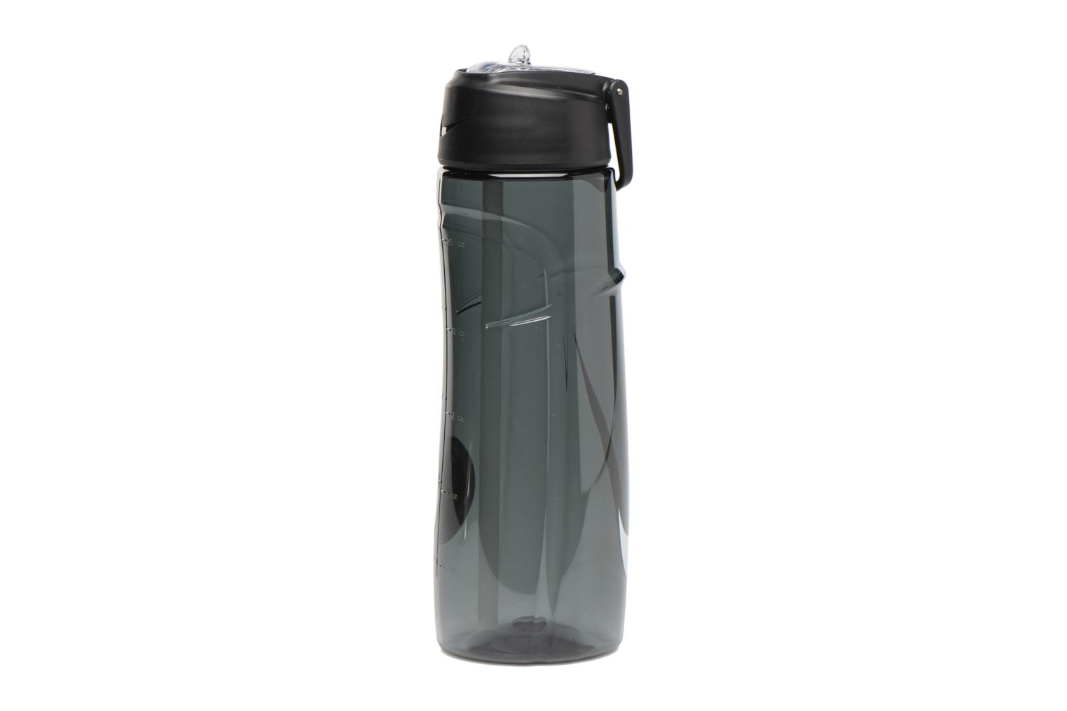 Divers Nike T1 FLOW SWOOSH WATER BOTTLE 24oz Noir vue droite
