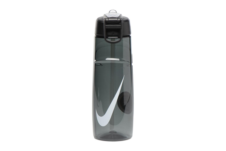 Diversos Nike T1 FLOW SWOOSH WATER BOTTLE 24oz Negro vista de detalle / par