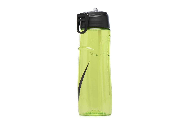 Altro Nike T1 FLOW SWOOSH WATER BOTTLE 24oz Verde modello indossato