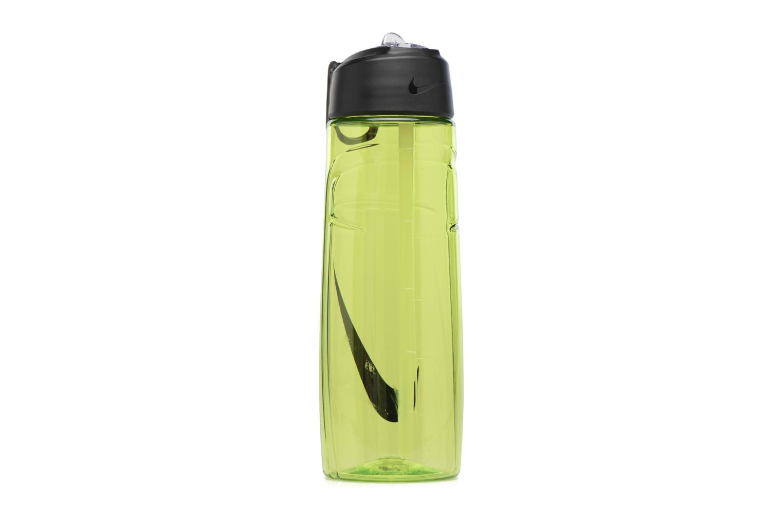 Divers Nike T1 FLOW SWOOSH WATER BOTTLE 24oz Groen voorkant