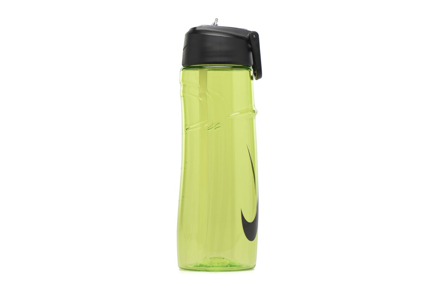Miscellaneous Nike T1 FLOW SWOOSH WATER BOTTLE 24oz Green view from the right