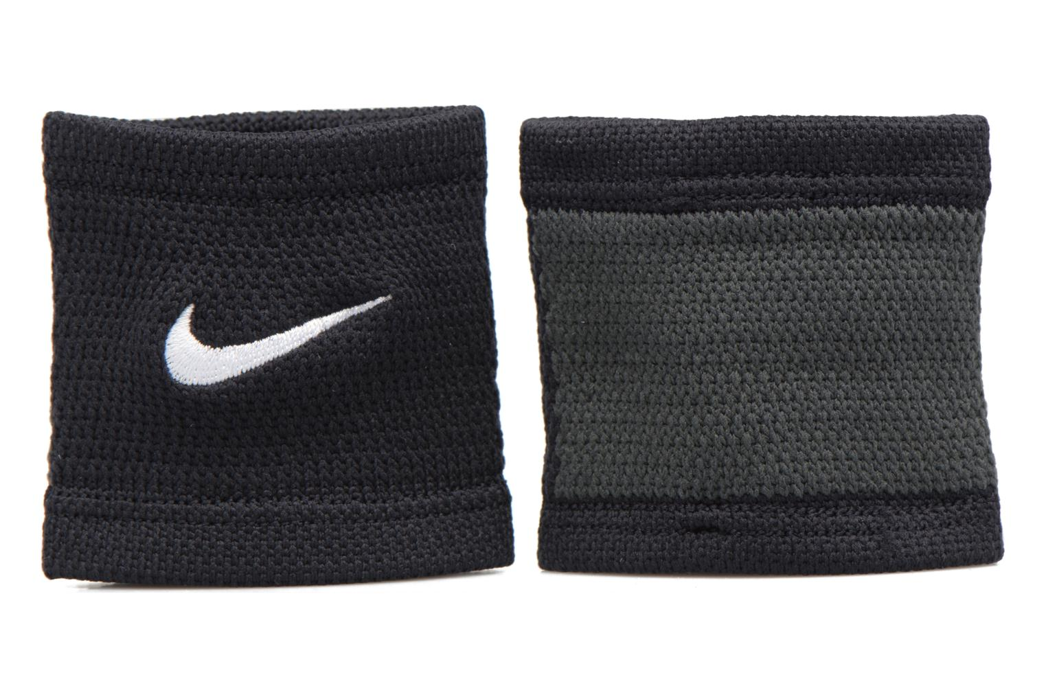 Miscellaneous Nike DRI-FIT STEALTH WRISTBANDS Black detailed view/ Pair view