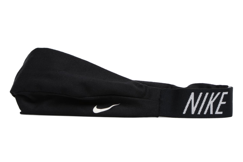 Altro Nike NIKE LOGO TWIST HEADBAND Nero vedi dettaglio/paio