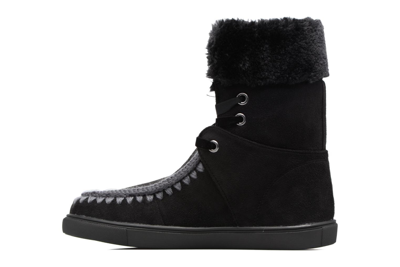 Bottines et boots Chattawak Virginie Noir vue face