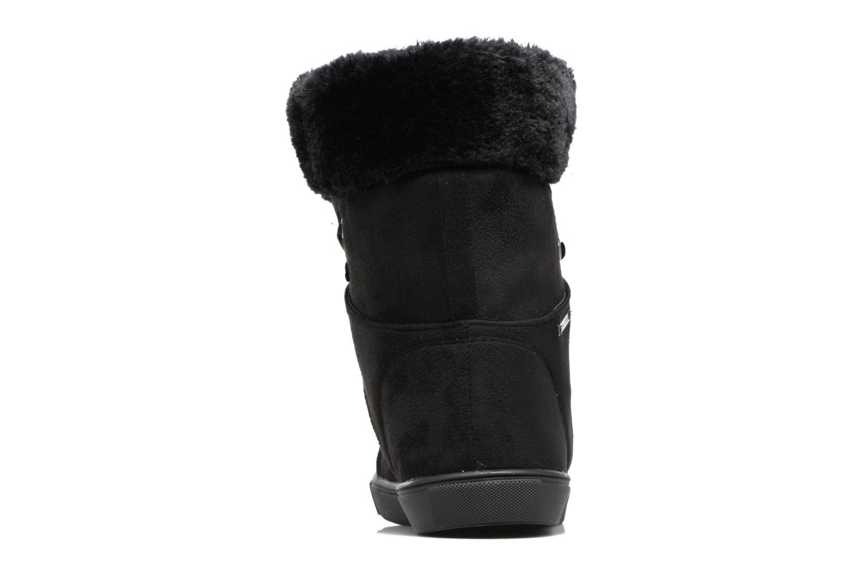 Bottines et boots Chattawak Virginie Noir vue droite