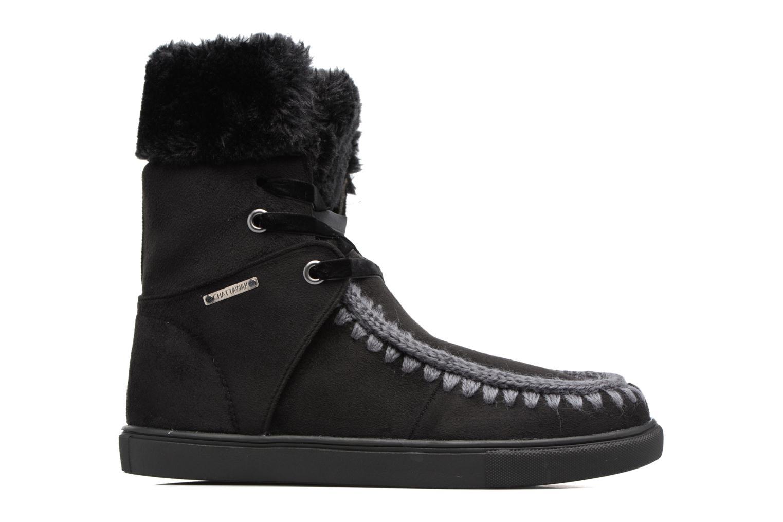 Bottines et boots Chattawak Virginie Noir vue derrière