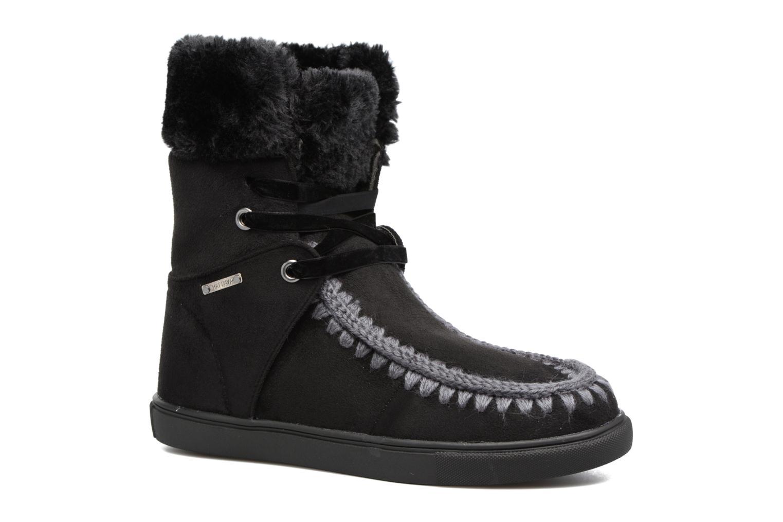 Bottines et boots Chattawak Virginie Noir vue détail/paire