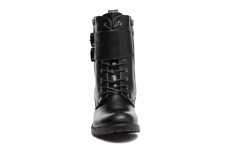 Bottines et boots Chattawak Marion Noir vue portées chaussures