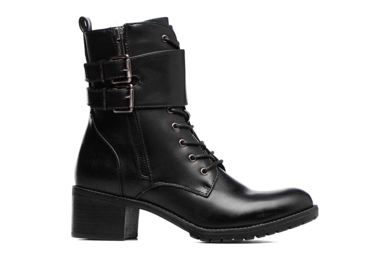 Bottines et boots Chattawak Marion Noir vue derrière