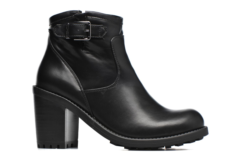 Bottines et boots Chattawak Melissa Noir vue derrière