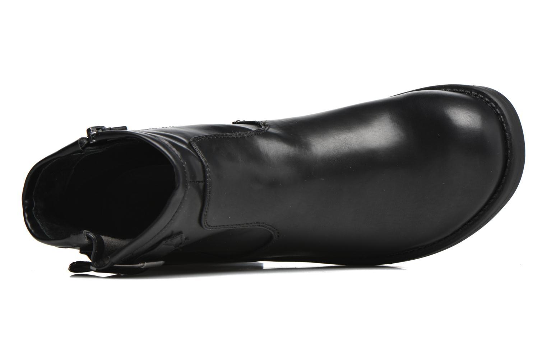 Bottines et boots Chattawak Melissa Noir vue gauche