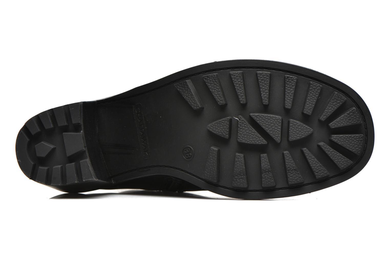 Stiefeletten & Boots Chattawak Melissa schwarz ansicht von oben