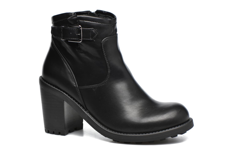 Bottines et boots Chattawak Melissa Noir vue détail/paire