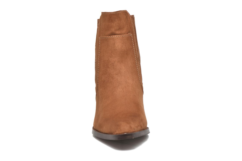 Bottines et boots Chattawak Laurence Marron vue portées chaussures