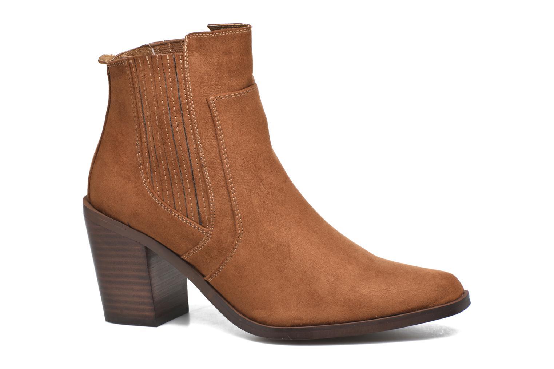 Bottines et boots Chattawak Laurence Marron vue détail/paire