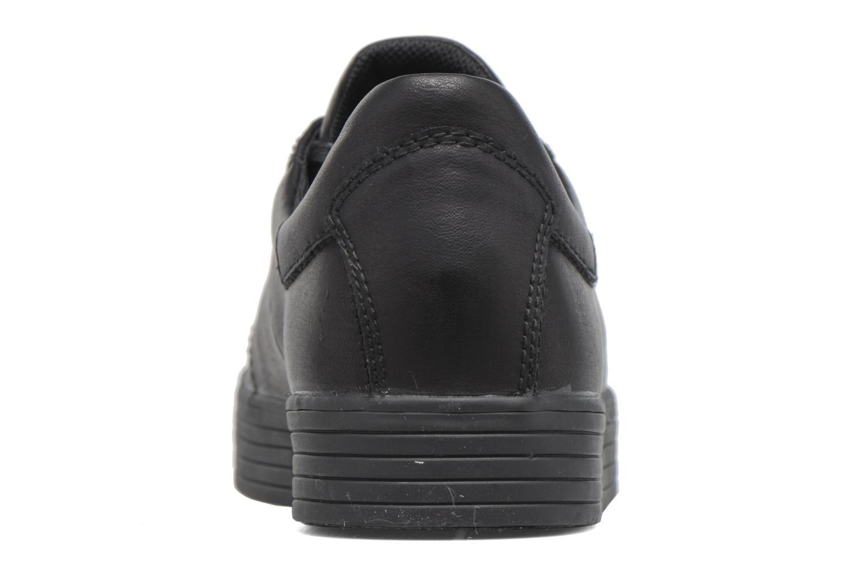 Sneakers Esprit Sita lace up Nero immagine destra