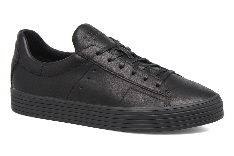 Sneakers Esprit Sita lace up Nero vedi dettaglio/paio