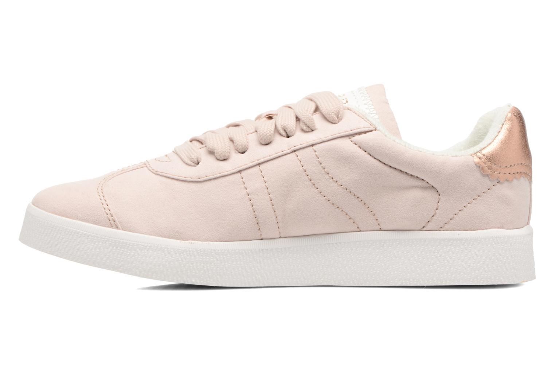 Sneaker Esprit Gweneth lou beige ansicht von vorne