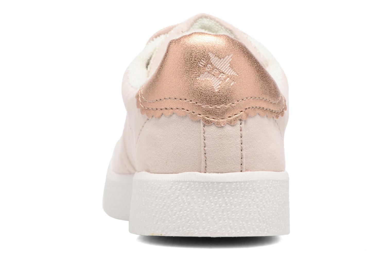 Sneaker Esprit Gweneth lou beige ansicht von rechts