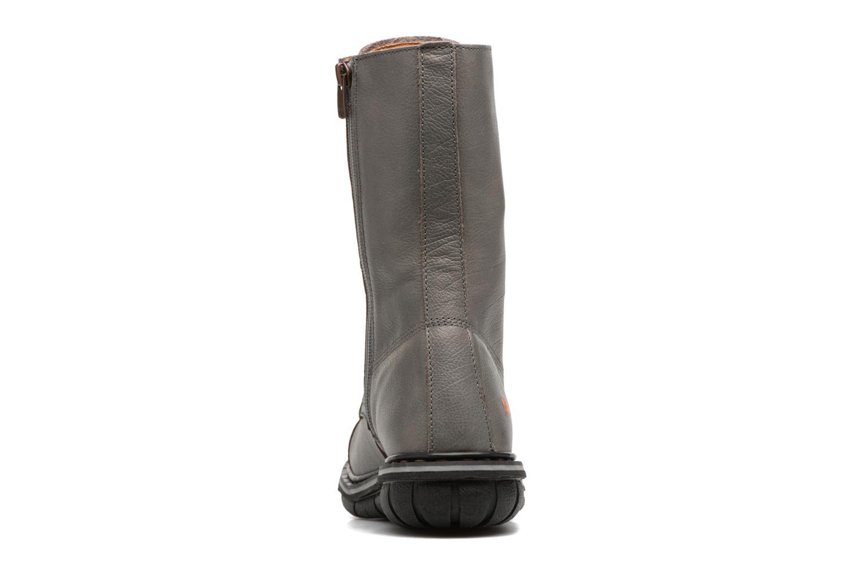 Bottines et boots Art ASSEN 1208 Gris vue droite