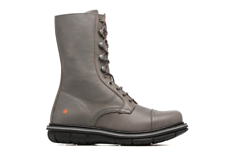 Bottines et boots Art ASSEN 1208 Gris vue derrière