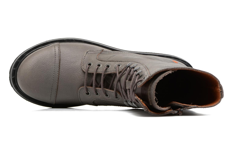 Bottines et boots Art ASSEN 1208 Gris vue gauche