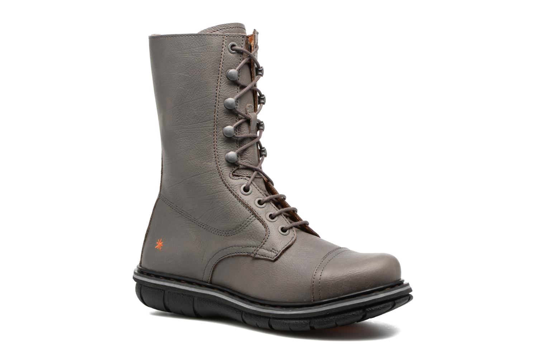 Bottines et boots Art ASSEN 1208 Gris vue détail/paire