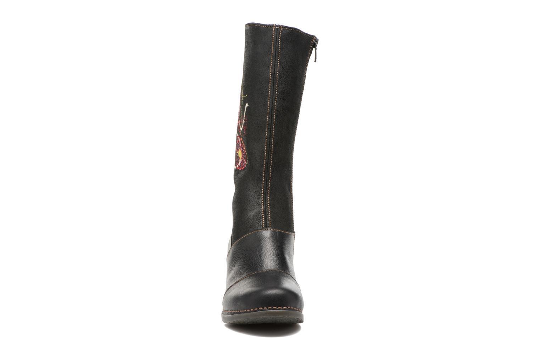 Bottes Art SALZBURG 1246 Noir vue portées chaussures