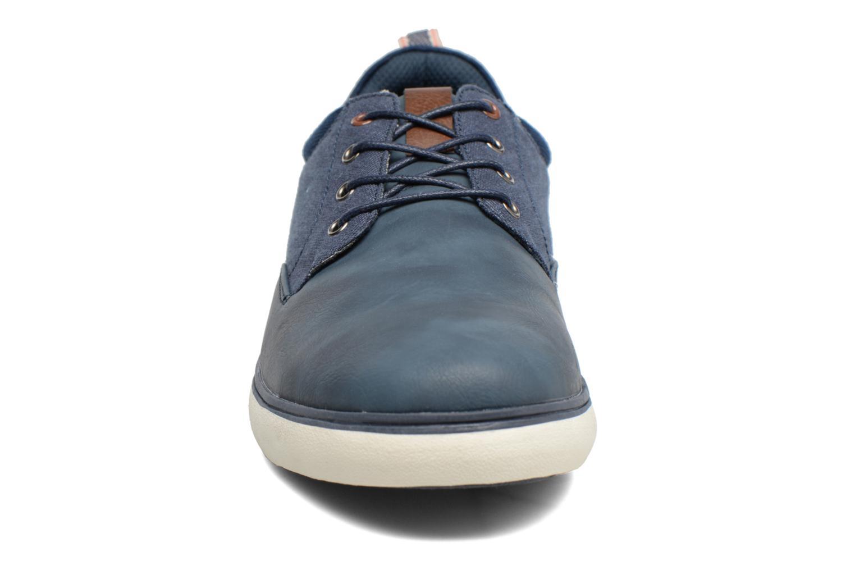 Sneakers I Love Shoes SOLAL Azzurro modello indossato