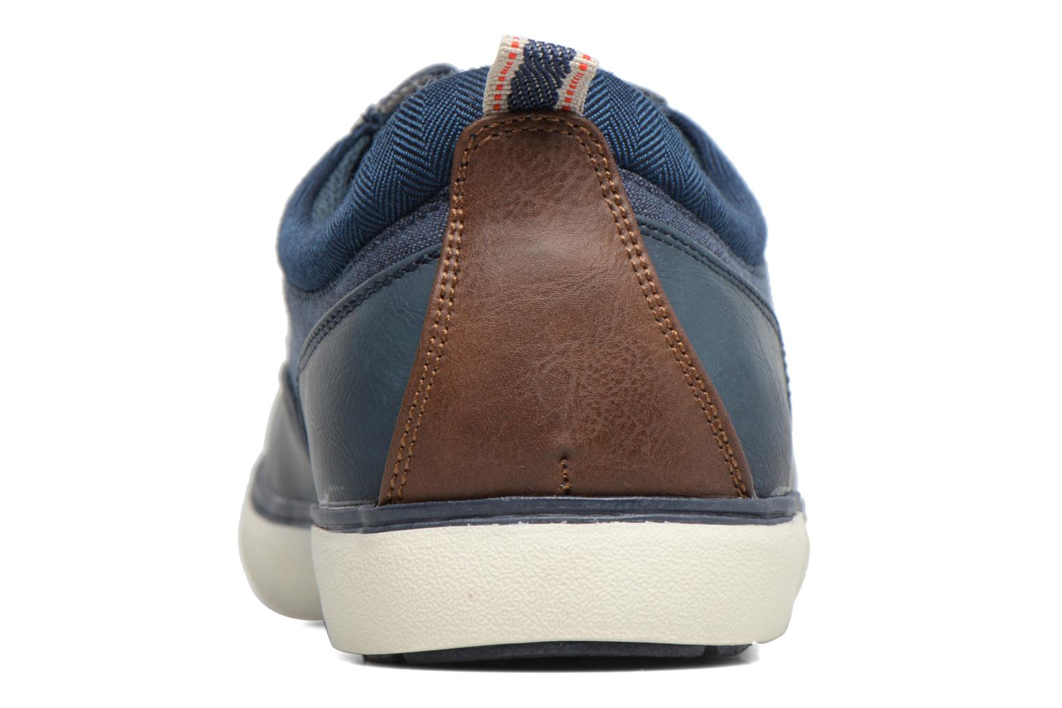 Trainers I Love Shoes SOLAL Blue view from the right