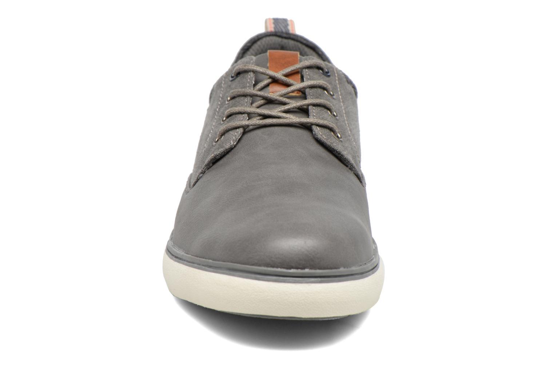 Baskets I Love Shoes SOLAL Gris vue portées chaussures