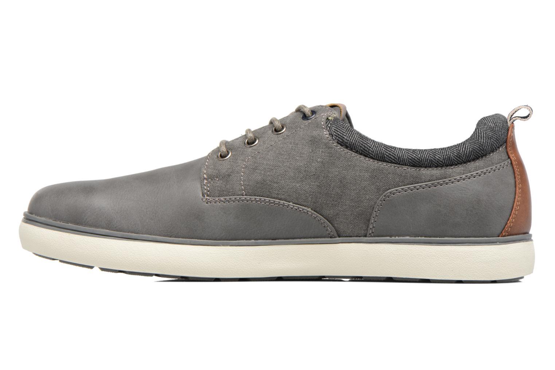 Sneaker I Love Shoes SOLAL grau ansicht von vorne