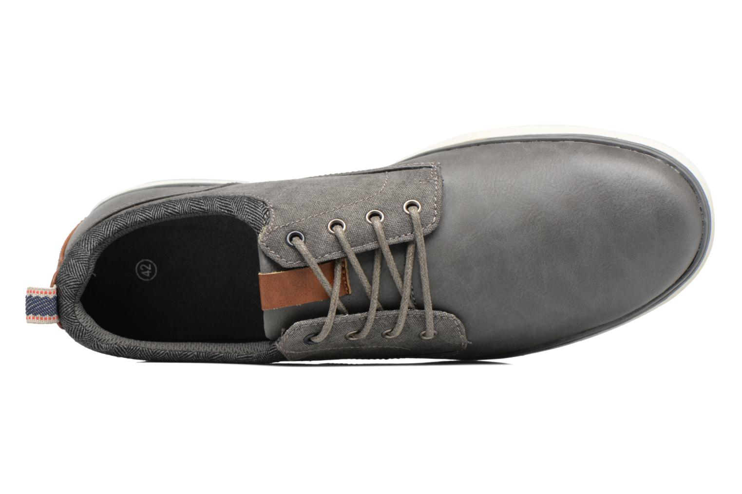 Trainers I Love Shoes SOLAL Grey view from the left